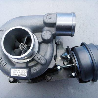 Турбина Hyundai Tucson, Kia Sportage D4EA 28231-27400