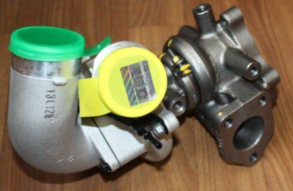 Турбина Kia Bongo D4CB 28231-4A800 TD03L4