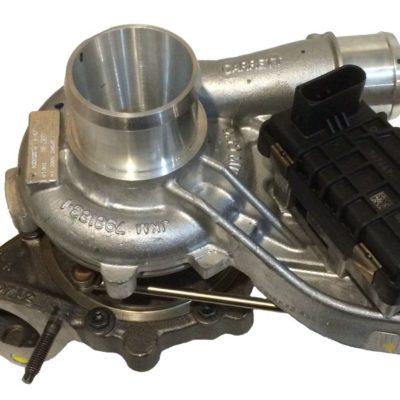 Турбина 4H03, Duratorq 798128-5004S GTB1749VK