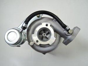 Турбина 1JZ-GTE 17201-46010 CT12A
