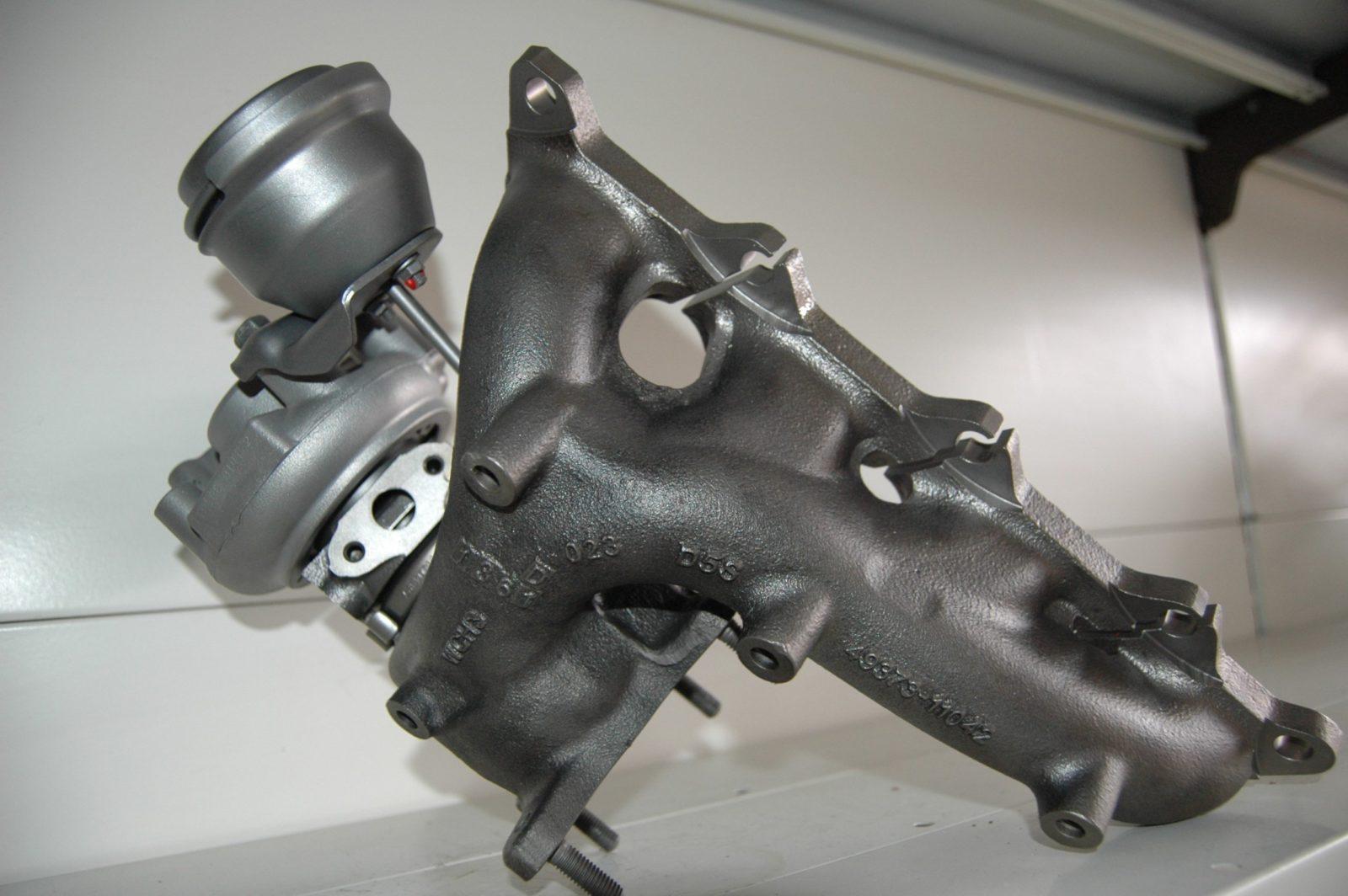 Турбина CAXA 49373-01005 TDO25M