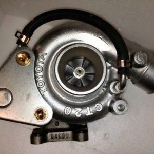 Турбина ст20 Toyota 2L 17201-54060