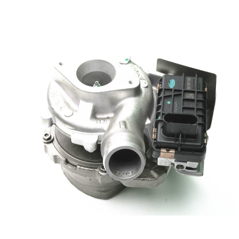 Турбина Ford Ranger, Transit 787556-5017S GTB1749V