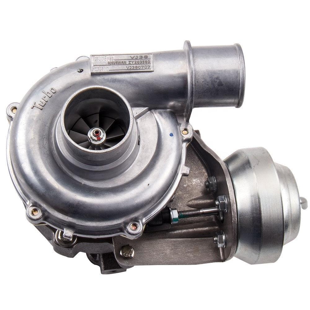 Турбина WLAA, WL-C, Mazda
