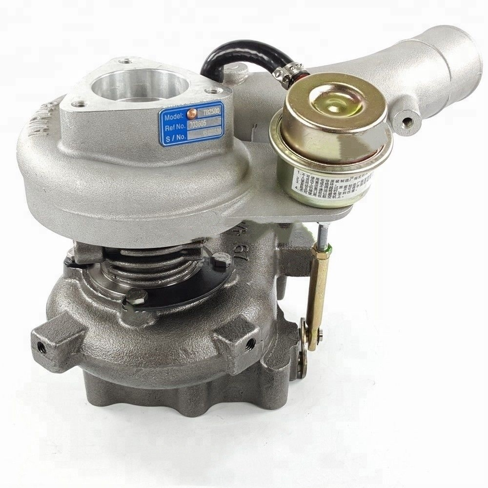 Турбина Nissan Cabstar, Terrano  14411-G2407